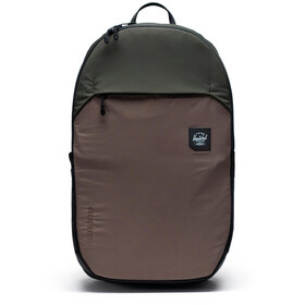Herschel Mammoth Sac à dos Large, dark olive multi
